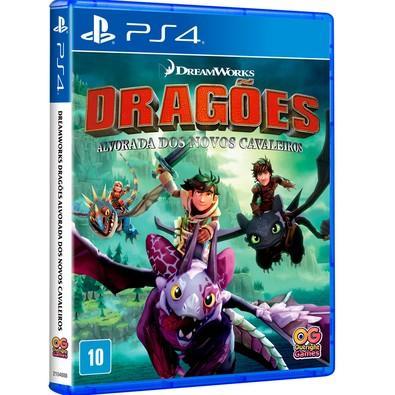 Game Dragões Alvorada dos Novos Cavaleiros PS4