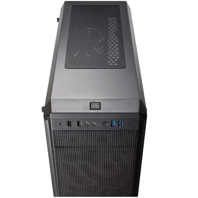 Gabinete Gamer Cougar MX330-G, Mid Tower, 1 Cooler, Lateral em Vidro - 385NC10-0006