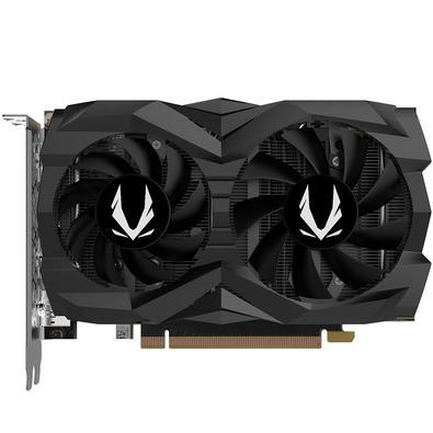 Placa de Vídeo Zotac NVIDIA GeForce GTX 1660 Ti Twin Fan - ZT-T16610F-10L
