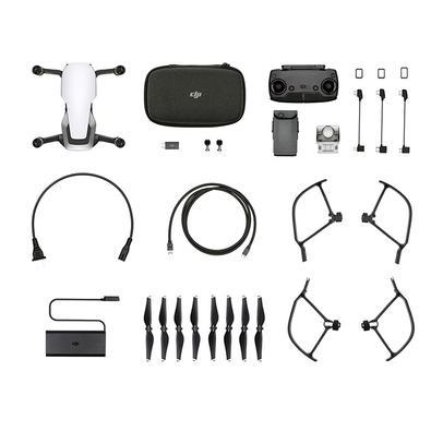 Kit Drone DJI Mavic Air Fly More, 2 Baterias + Acessórios, Branco Ártico - CP.PT.00000164.01