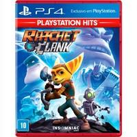Game Ratchet and Clank Hits PS4