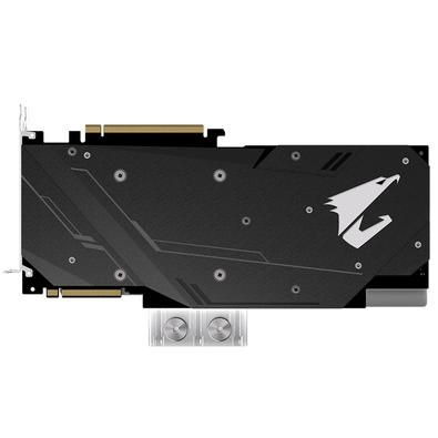 Placa de Vídeo Gigabyte NVIDIA GeForce RTX 2080 Aorus Xtreme WaterForce WB 8G, GDDR6 - GV-N2080AORUSX WB-8GC