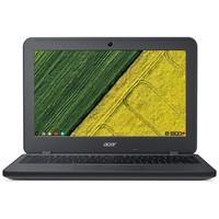 Chromebook Acer N7, Intel Celeron N3060, 4GB, 32GB, Chrome OS, 11.6´, Cinza - C731-C9DA