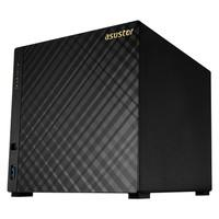 Storage Asustor V2 Marvell NAS, Sem Disco, 4 Baias - AS1004T