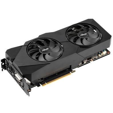 Placa de Vídeo Asus Dual NVIDIA GeForce RTX 2070 EVO 8GB, GDDR6 - DUAL-RTX2070-A8G-EVO