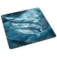 Mousepad Gamer GFallen Ice Wing, Speed, Grande (450x450mm) - Mp-Fn-Iw-La