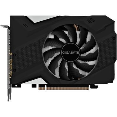 Placa de Vídeo Gigabyte NVIDIA GeForce GTX 1660 Ti Mini ITX OC 6G, GDDR6 - GV-N166TIXOC-6GD