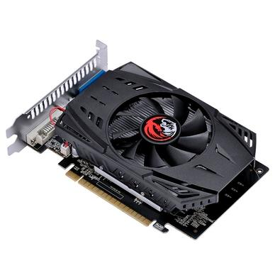 Placa de Vídeo PCYes NVIDIA GeForce GT 730 2GB, GDDR5 - PA730GT6402G5