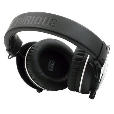 Headset OEX Furious, 20mW, Surround Virtual 7.1, Drivers 50mm - HS410