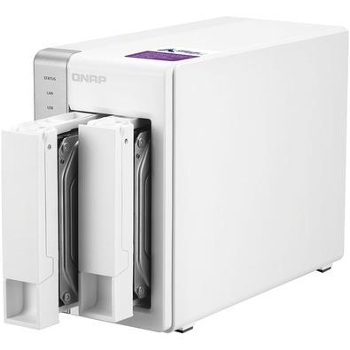 Storage QNAP NAS, Sem Disco, 2 Baias - TS-231P2-4G-US