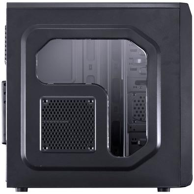 PC Streaming Movva MVWORK5, AMD Ryzen 5 2400G, 8GB, 120GB + 1TB, Placa de Captura Avermedia C985E, Fonte Electro V2 400W - 32070