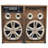 Caixa de Som Amplificadora TRC 439, Bluetooth, USB, LED, Speaker 10´, 300W