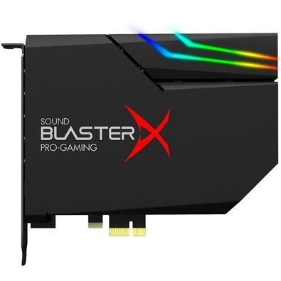 Placa de Som Creative Labs Sound BlasterX AE-5 - 70SB174000000