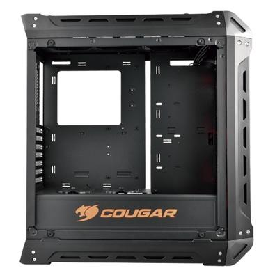 Gabinete Gamer Cougar Panzer-G, Mid Tower, 3 FANs, Lateral e Frontal em Vidro - 385GMM0.0001