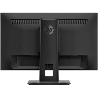Monitor HP LED 23.6´ Widescreen, Full HD, IPS, VGA/Display Port, Altura Ajustável - V24B