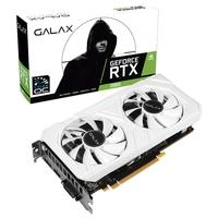 Placa de Vídeo Galax NVIDIA RTX 2060 EX White (1-Click OC) 6GB, GDDR6 - 26NRL7HPY3EW