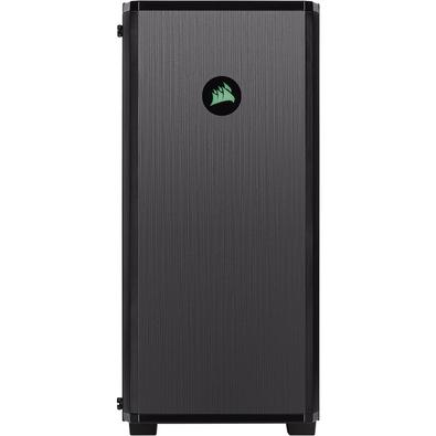 Gabinete Gamer Corsair Carbide Series 175R, Mid Tower, RGB, 1 FAN, Lateral em Vidro - CC-9011171-WW