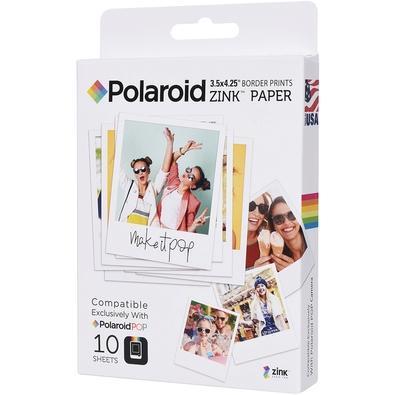 Papel Fotográfico Polaroid POP 10, 10 Fotos - POLZL3X410