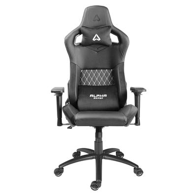 Cadeira Gamer Alpha Gamer Osiris, Black White