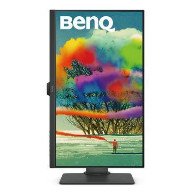 Monitor Gamer Benq LED 27´, 4K, IPS, HDMI/DisplayPort/MiniDisplayPort, Altura Ajustável - PD2700U