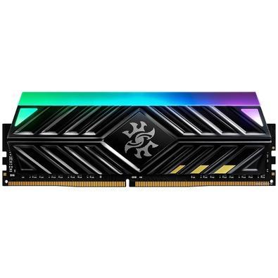 Memória XPG Spectrix D41 TUF, RGB, 8GB, 3000MHz, DDR4, CL16 - AX4U300038G16-SB41