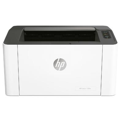 Impressora HP Laser 107W, Laser, Mono, 110V - 4ZB78A#696