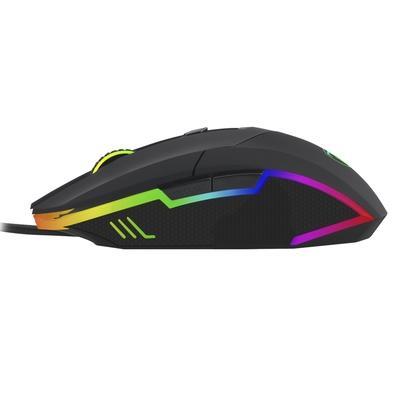 Mouse Gamer T-Dagger Lance Corporal, RGB, 6 Botões, 3200DPI - T-TGM107