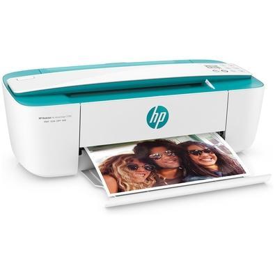 Multifuncional HP DeskJet Ink Advantage 3786, Jato de Tinta, Colorida, Bivolt, Verde