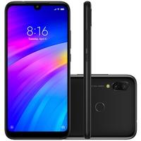 Smartphone Xiaomi Redmi 7, 32GB, 12MP, Tela 6.26´, Eclipse Black - CX266PRE