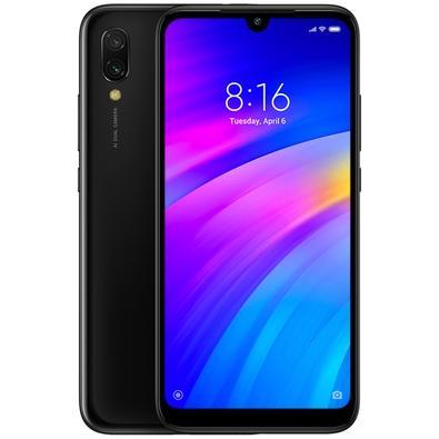 Smartphone Xiaomi Redmi 7, 32GB, 12MP, Tela 6.26´, Eclipse Black - CX266PRE