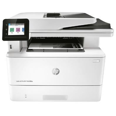 Multifuncional HP Laserjet PRO M428FDW, Laser, Mono, Wi-Fi, 110V