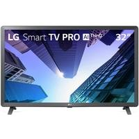 Smart TV LED 32´ LG, 3 HDMI, 2 USB, Bluetooth, Wi-Fi, Active HDR, ThinQ AI - 32LM621CBSB.AWZ
