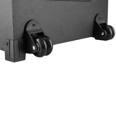 Caixa Acústica Portátil Philco - Bluetooth, Entrada Auxiliar, USB, Microfone, 1600W RMS, Bivolt, Preto - PCX16000