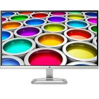 Monitor HP LED 27´, Full HD, IPS, HDMI, Som Integrado, Prata - 27EA