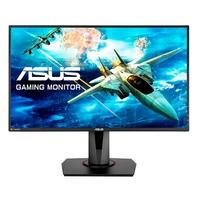 Monitor Gamer LED Asus 27´, Full HD, HDMI/DVI-D/Display Port, GSync, 165 Hz, 0.5ms - VG278QR
