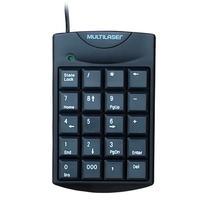 Teclado Numérico Multilaser, USB - TC229