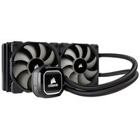 Water Cooler Corsair H100X Hydro Series, 120mm, LED Branco - CW-9060040-WW