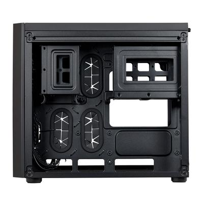 Gabinete Gamer Corsair Crystal Series 280X, mATX, Lateral e Frontal em Vidro - CC-9011134-WW