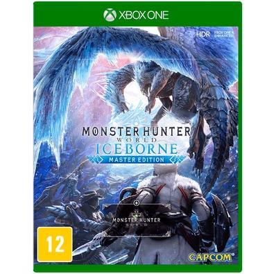 Game Monster Hunter: Iceborne Xbox One