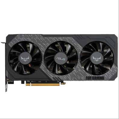 Placa de Vídeo ASUS AMD TUF3 RX 5700 OC 8G, GDDR6 - TUF 3-RX5700-O8G-GAMING
