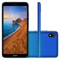 Smartphone Xiaomi Redmi 7A, 32GB, 12MP, Tela 5.45´, Azul - CX278AZU