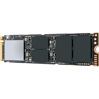 SSD Intel 760P Series, 128GB, M.2 NVMe, Leitura 1640MB/s, Gravação 650MB/s - SSDPEKKW128G8XT