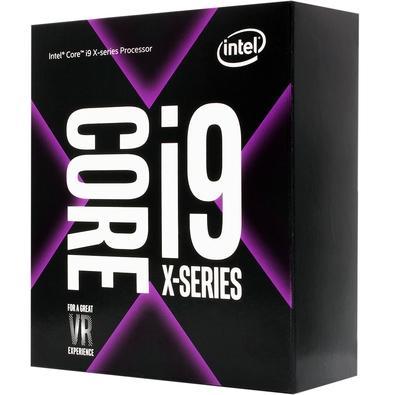Processador Intel Core i9-9900X Skylake, Cache 19.25MB, 3.5GHz (4.4GHz Max Turbo), LGA 2066 - BX80673I99900X