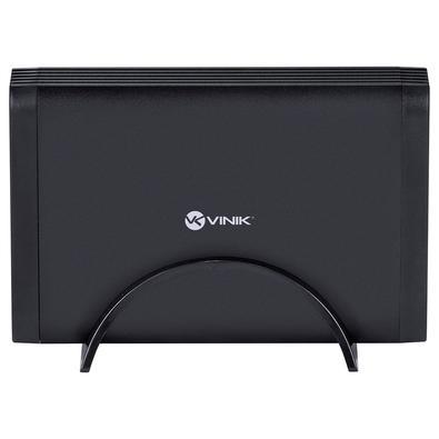 Case Vinik para HD 3.5´, USB 3.0, Preto - CH35-30O (29858)
