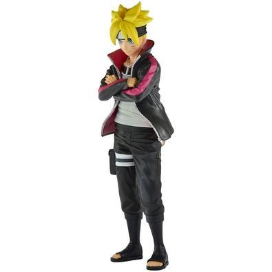 Action Figure Boruto Naruto Next Generation, Boruto Uzumaki, Grandista - 26807/26808