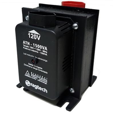 Auto Transformador Ragtech 1500VA, Bivolt - 4474