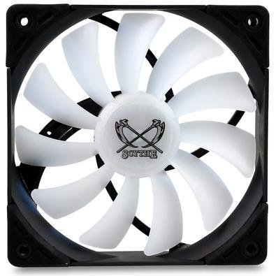 Cooler FAN Scythe Kaze Flex 120 RGB, 120mm - SU1225FD12MR-RH