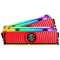 Memória XPG Spectrix D80 RGB 16GB (2x8GB), 3600Mhz, DDR4, CL17, Vermelho - AX4U360038G17-DR80