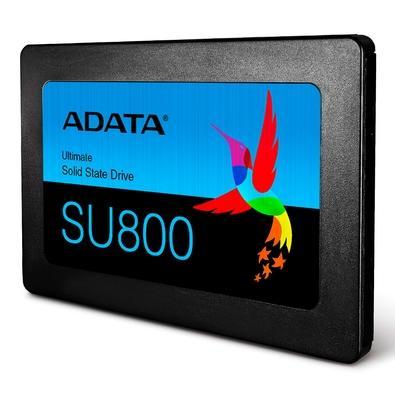 SSD Adata Ultimate SU800 1TB, SATA, Leituras: 550MB/s e Gravações: 500MB/s - ASU800SS-1TT-C