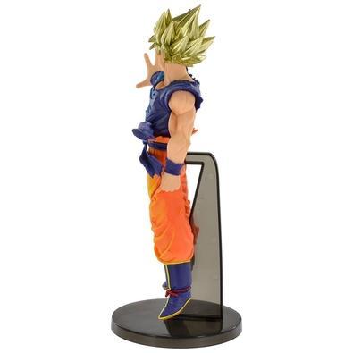Action Figure Dragon Ball Z Blood Of Saiyajins, Goku Super Saiyajin - 28557/28558